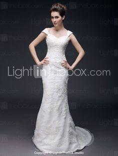 ZOTIA - Kleid für die Braut aus Organza - EUR € 206.24