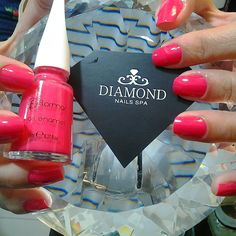 #diamondnailsspa #spa #nails #nailsspa #unhas #esmaltes #nailpolish #esmaltesturcos  #instanails #instaunhas