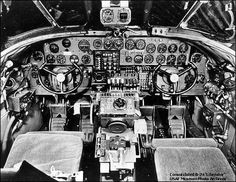 B-24 Cockpit ~ Original pin by Steve .... Saved by the Grace of God.