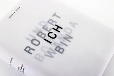 """Check out this @Behance project: """"Ich bin Robert, Wanda und Bobby - Robert B. Oxnam"""" https://www.behance.net/gallery/49964367/Ich-bin-Robert-Wanda-und-Bobby-Robert-B-Oxnam"""
