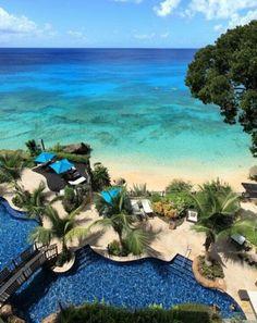 Barbados. :)