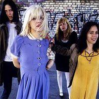 90s fashion via Hole: babydoll dresses