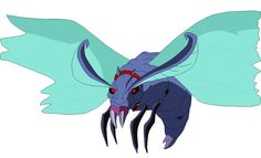 Ben 10, Hypnotick is a Nemetrix alien and is the predator of Necofriggians.
