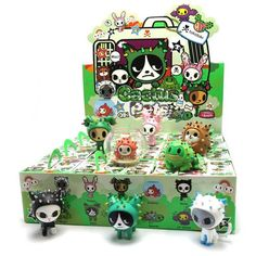 Cactus Pets Figure Blind Box by tokidoki