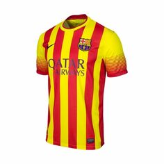 Nike FC Barcelona 2013/2014 Youth Away Jersey (X-Small only)