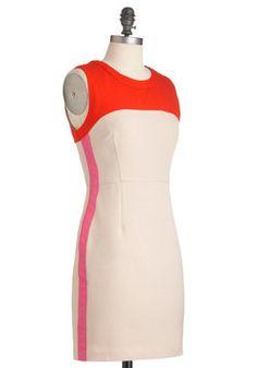 Strictly Stylish Business Dress, #ModCloth