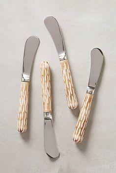 Petrichor Butter Knives