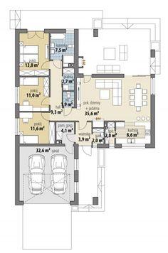 House Plans, Sweet Home, Floor Plans, House Design, Flooring, How To Plan, Case, Decor, Ideas