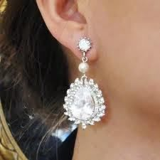 Crystal Teardrops! <3 For more visit www.gracefulngorgeous.com