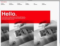 Designspiration — Web | Gridness - Part 6