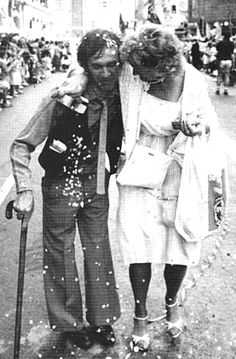 Scene at the Vietnam Veterans' Welcome Home March, Sydney, 3 October 1987.