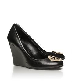 Sophie Wedge by Tory Burch