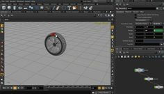 "Learn how to animate a wheel in Houdini in a realistic way with this free video tutorial by VFX artist, Hossam Aldin Alaliwi  [tuto]    https://vimeo.com/147014732    [iamagmp]    [caption id=""attachment_112793"" align=""aligncenter"" width=""1394""] ani..."