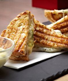 Taste-Tasted: Our Guide To D.C.'s Gotta-Have-'Em Grilled Cheeses - - I'm trying some of these!!