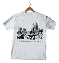 Downton Abbey: Dowtown! http://www.darktee.com/product/p-diddy-downtown-abbey-spoof