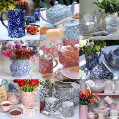 hand painted polish pottery