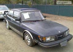 1985 SAAB 900 VIN: YS3AH25J3F7011383