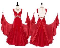 Sweetheart II - Encore Ballroom couture