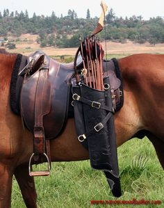 Horse archery...Now this would be awesome to learn!