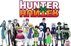 Hunter X Hunter 2011 Fanmade Poster by ShinobiDude17