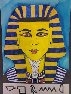 Once upon an Art Room: Ancient Egypt