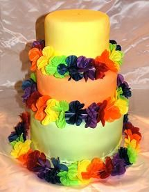 My neices' birthday party is coming &they requested hawaiian; Time to start planning!