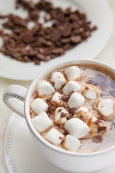 :D So delicious looking! Marshmallow!