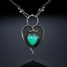 Heart Jewelry, Stone Jewelry, Metal Jewelry, Jewlery, Stone Heart, Spring Colors, Amy, Centerpieces, Corner