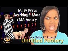 "@MissP ""Miley Cyrus Twerking YouTube.com/walterlatham"