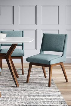 Accent Chairs With Arms - Vintage Chairs Wedding - - Kids Chairs DIY Simple - Comfy Chairs Ikea Cheap Dining Room Chairs, Modern Dining Chairs, Living Room Chairs, Dining Room Table, Table And Chairs, Target Dining Chairs, Ikea Chairs, Blue Chairs, Upholstered Chairs