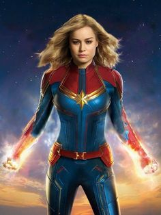 Captain Marvel is 2019 English Hollywood Movie. The movie is based on Captain Marvel character of Marvel Comics. Brie Larson is playing the role of Captain Marvel in this movie. The release date of the movie is March Marvel Dc Comics, Marvel Avengers, Marvel Fanart, Films Marvel, Marvel Logo, Marvel Women, Marvel Heroes, Marvel Characters, Captain Marvel Powers
