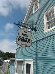 The Finer Diner, Peggy's Cove, Nova Scotia
