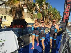 Third team from @Bioiberica finished! TunaRaceBalfegó #Triathlon (Ametlla del Mar, Tarragona, Sunday 20th September). 2016 #HawaiiChallenge is near. Come on!