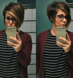 Awesome Short Hair Cuts For Beautiful Women Hairstyles 357