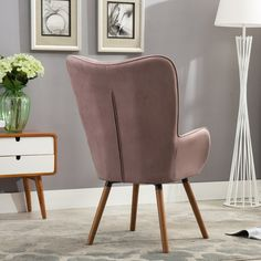 Donna Arm Chair & Reviews   Joss & Main