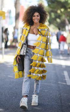 Atuendos sexys e ideales para tu tez morena Sexy and ideal attire for your dark complexion # Fashion Mode, Trendy Fashion, Fashion Outfits, Womens Fashion, Fashion Tips, Fashion Design, Fashion Trends, Unique Fashion Style, Street Fashion