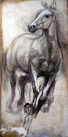 Een paard aan het draven krijgen leerde mij veel over mezelf.