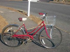 schwinn bicycle with basket - Google Search