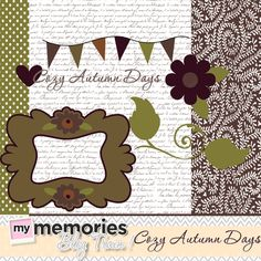 Tuesday's Guest Freebies ~ My Memories ✿ Join 6,000 others. Follow the Free Digital Scrapbook board for daily freebies. Visit GrannyEnchanted.Com for thousands of digital scrapbook freebies. ✿