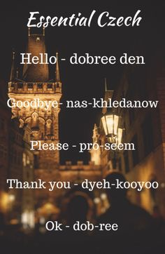 5 Essential Phrases To Know In 27 Languages - theunexamined. Prague Travel, Pinterest Projects, Vacation Places, Adventurer, Dresden, Czech Republic, 30 Years, Vienna, Budapest