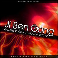 Ji Ben Gong Different Drumz Guest Mix | July 2017 by The Hub _ Sy High _ DDZ on SoundCloud #drumnbass #liquid