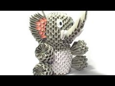 origami 3d locks