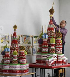 Moscow in Paper