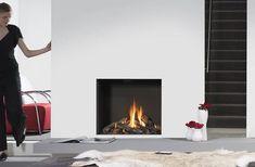 Modore 75H Fireplace