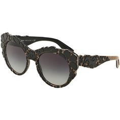 290ad3a3fb67 Floral Cat-Eye Sunglasses by Dolce   Gabbana at Bergdorf Goodman.