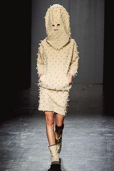 haute couture hijinks?