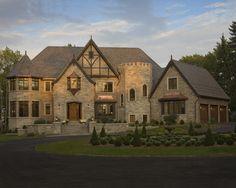 #barenzbuilders Breathtaking English Tudor Home