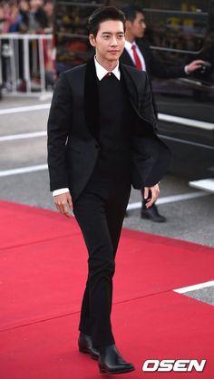park hae jin 박해진 at korea drama awards october 09, 2015
