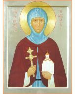 Icon of St Euphrosyne of Polotsk