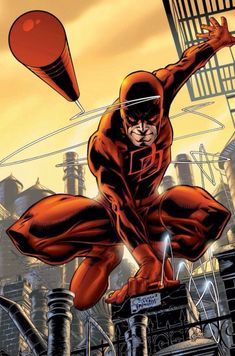 Daredevil - Joe Quesada.